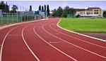atletický stadion v Břeclavi